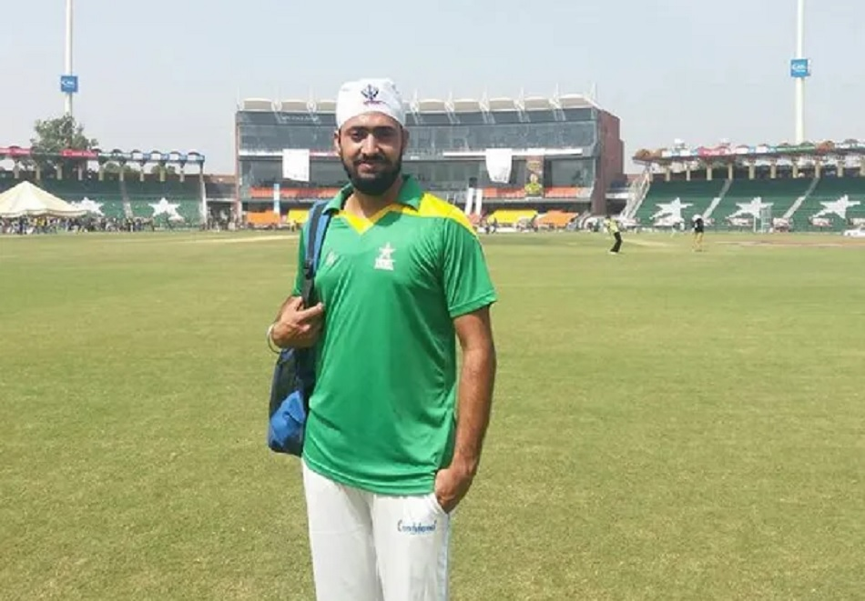 Pakistani Sikh pacer Mahinder Pal Singh wants to play for his country and dreams of becoming hero vs India