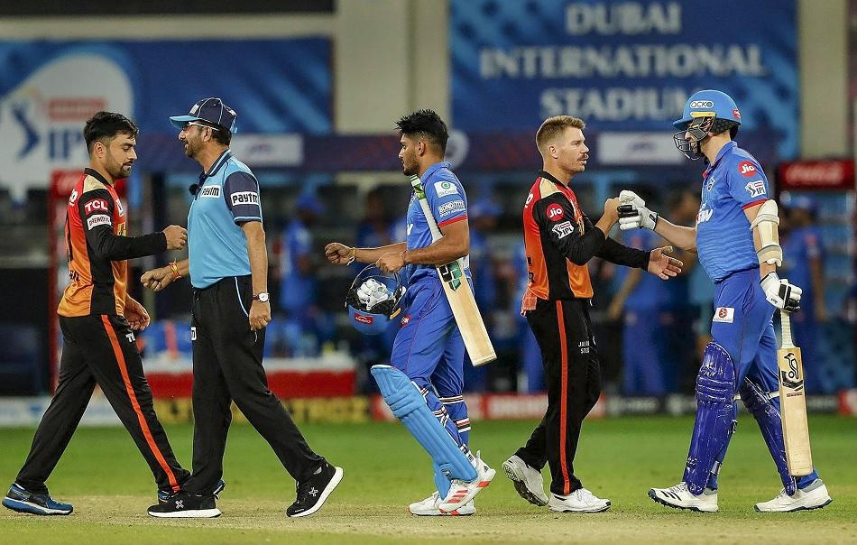दिल्ली कैपिटल्स के खिलाफ हैदराबाद की टीम ने बनाए दो बड़े रिकॉर्ड