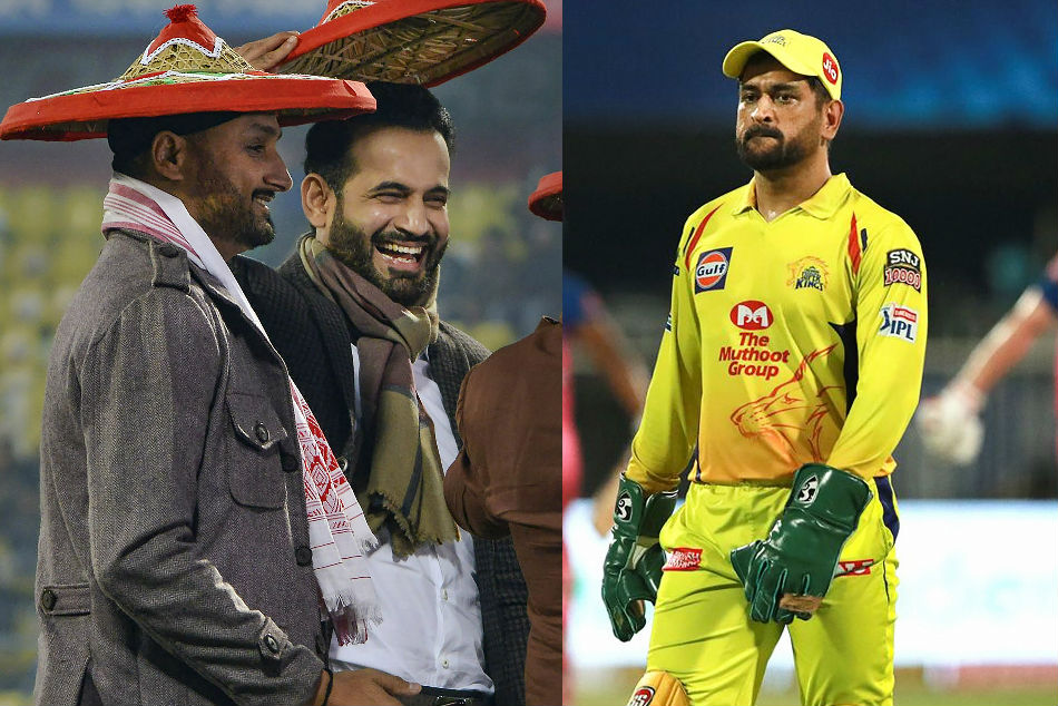 Irfan pathan gets Harbhajan Singhs support on cryptic tweet, pointing towards MS Dhoni?