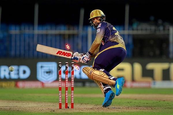 2. केकेआर ने एक हल्का बल्लेबाजी क्रम उतारा