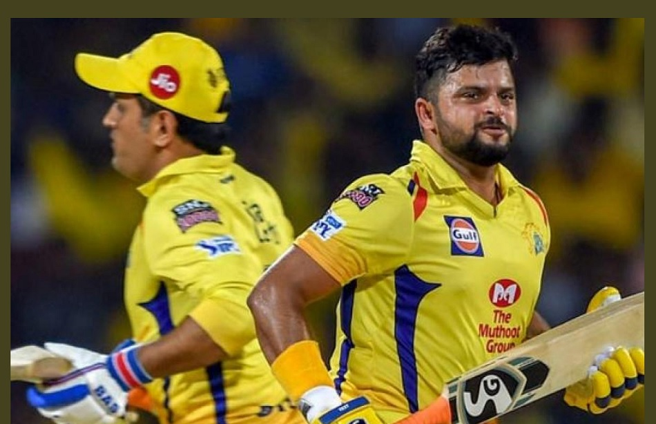 IPL 2020: Suresh Raina gave indication on the current relationship with MS Dhoni