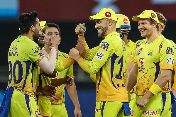 चेन्नई सुपर किंग्स के 6 सबसे उम्रदराज खिलाड़ी