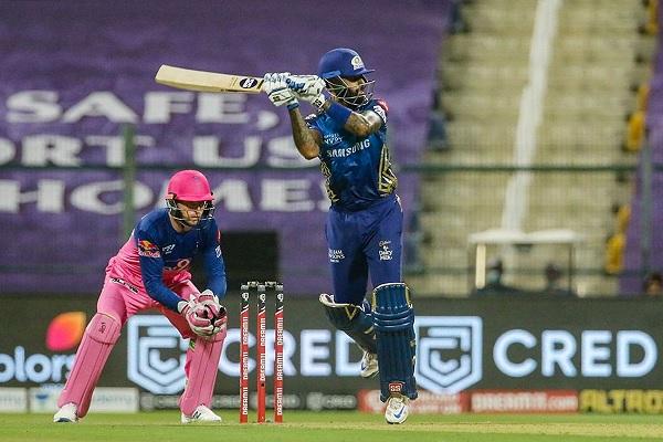 मुंबई इंडियंस के शानदार बल्लेबाज रहे हैं यादव-