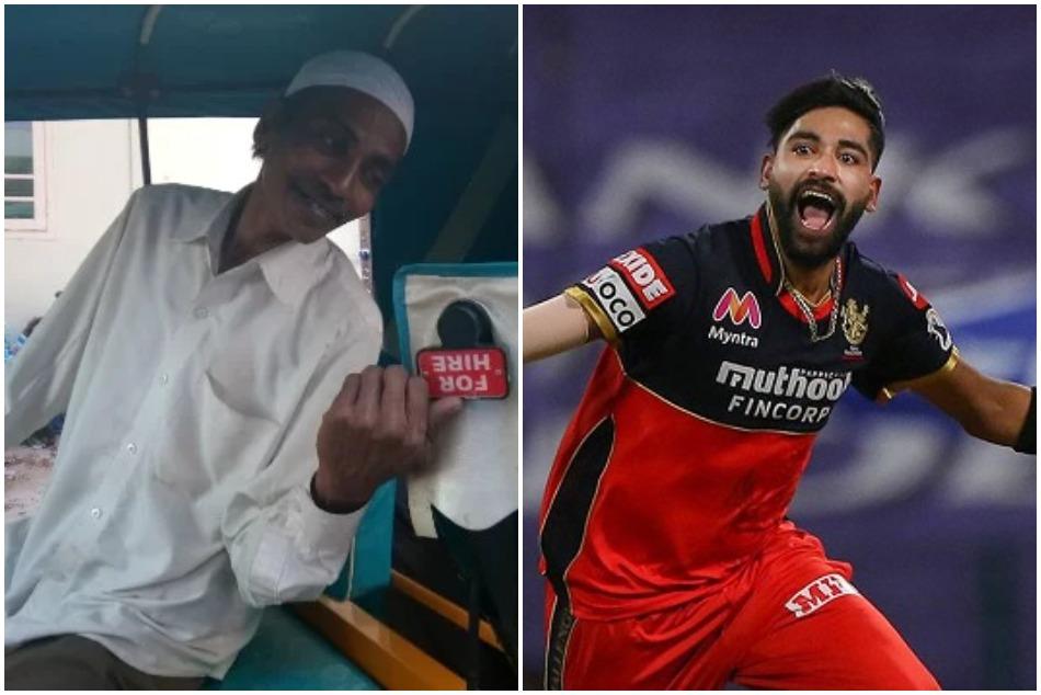 IPL: 'जादुई स्पेल' से पहले हॉस्पिटल में भर्ती थे सिराज के पिता, फिर मैच के बाद दिया ये सरप्राइज