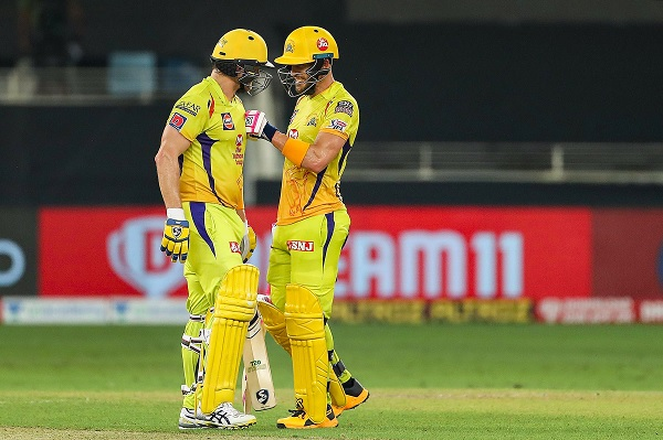 10 विकेट की जीत में आईपीएल की दूसरी सबसे बड़ी साझेदारी-