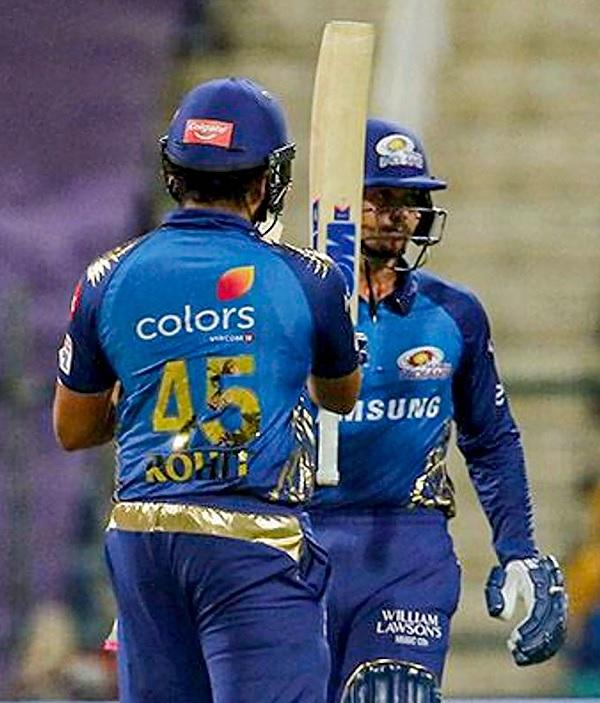 रोहित ने मैदान पर अपनी कप्तानी के बारे में बात करते हुए कहा-
