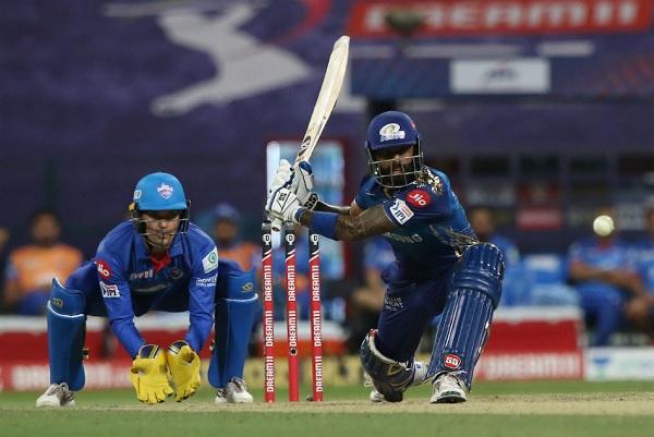 मुंबई इंडियंस का शानदार खेल-