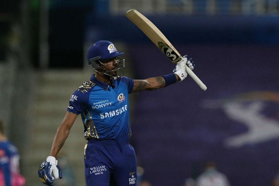 IPL 13: हार्दिक पांड्या ने खेली विस्फोटक पारी, आखिरी 12 गेंदों में ठोंके 52 रन, जड़े 7 छक्के 2 चौके