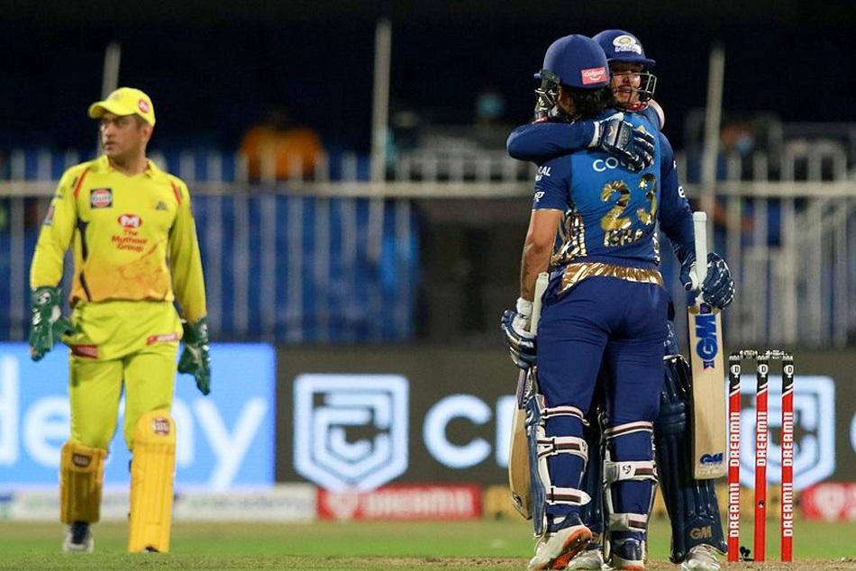 IPL 2020 : मुंबई इंडियंस ने वो कर दिखाया, जो CSK के खिलाफ कोई भी टीम नहीं कर सकी