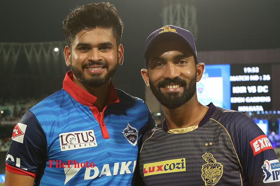 DC vs KKR : दिल्ली ने जीता टाॅस, पहले गेंदबाजी करने का लिया फैसला