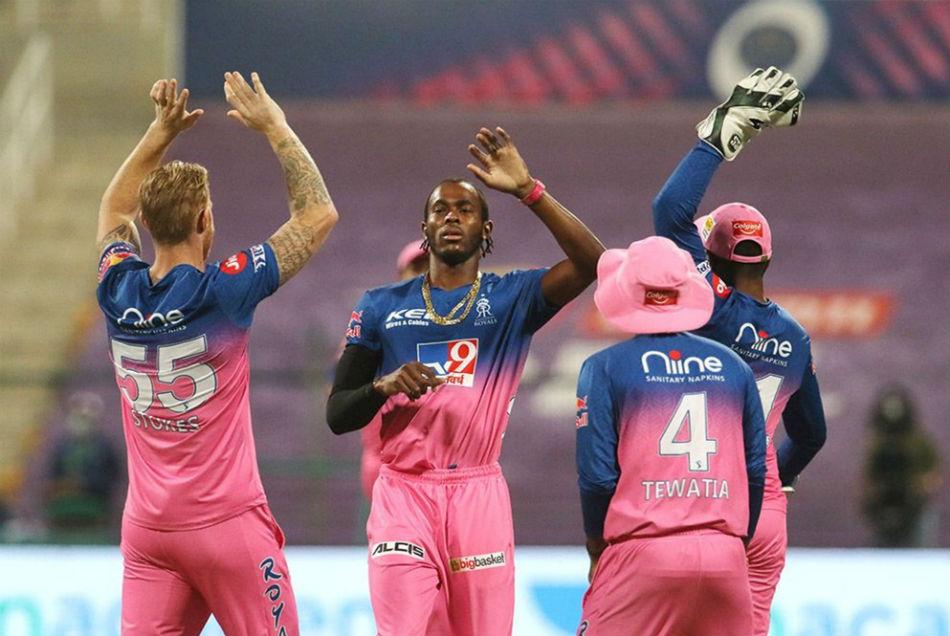 IPL 2020: आर्चर ने बाउंड्री पर पकड़ा जबरदस्त कैच, हैरान रह गये मैदान पर मौजूद सभी खिलाड़ी