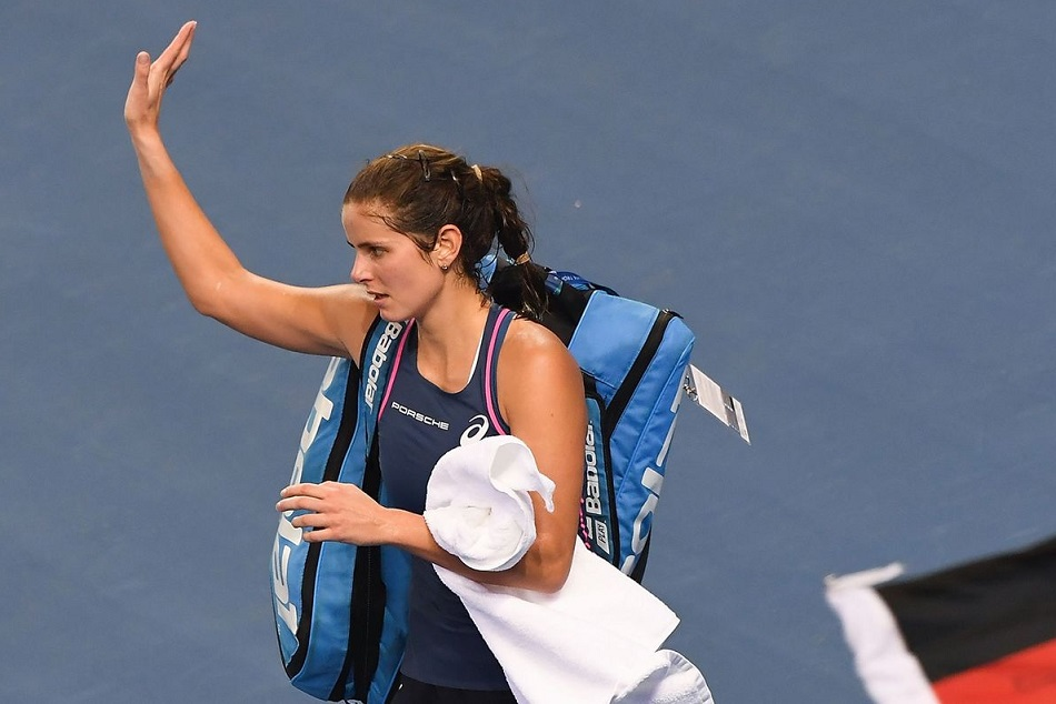 Julia Goerges Retired From Tennis At The Age Of 31