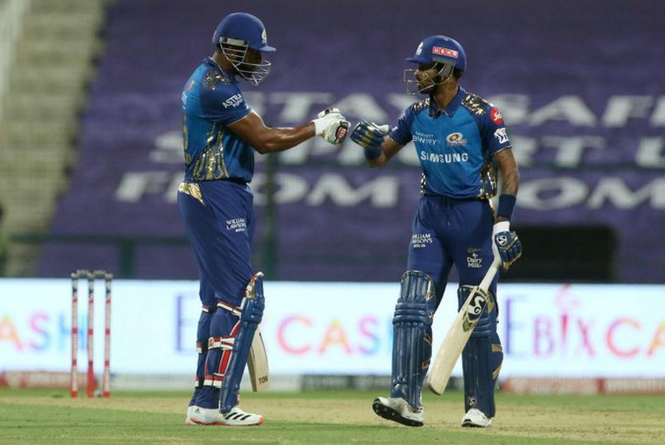 MI vs KXIP: 17 चौके, 10 छक्के लगा मुंबई ने बनाये 191 रन, नाम किये कई रिकॉर्ड