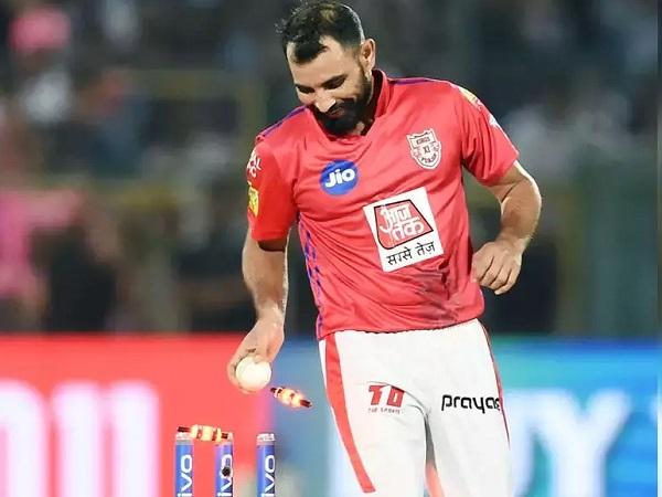 IPL में शमी के विकेट-