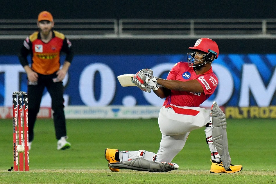 IPL 2020: Nicholas Pooran becomes first batsman of season who hits 3 sixes with 100 meters plus distance