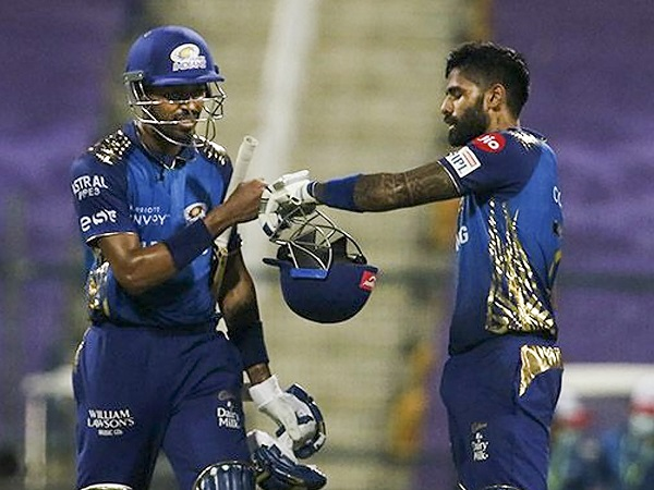 20वें मैच के बाद, आईपीएल की अंक तालिका -