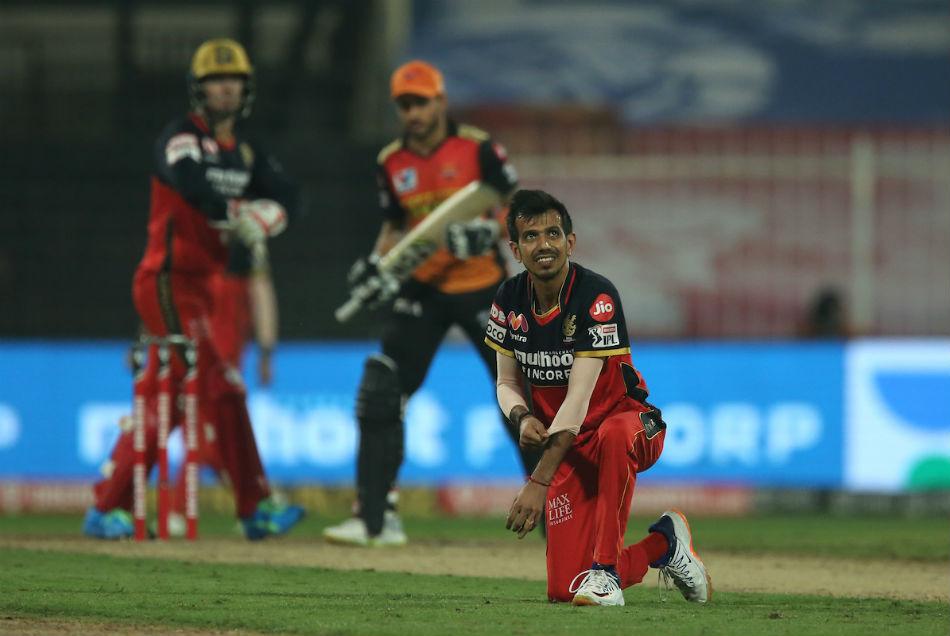 IPL 2020: आरसीबी को मिली हार की हैट्रिक, हैदराबाद ने 5 विकेट से रौंदा