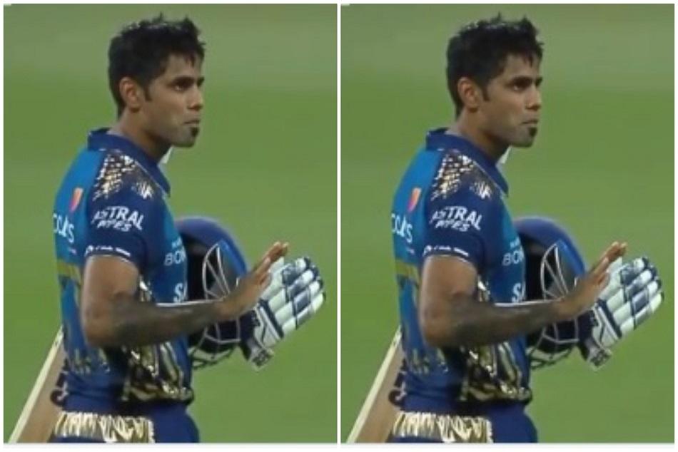IPL 2020 : 'मैं हूं ना', फिर चिंता किस बात की, छा गए सूर्यकुमार यादव, देखें VIDEO