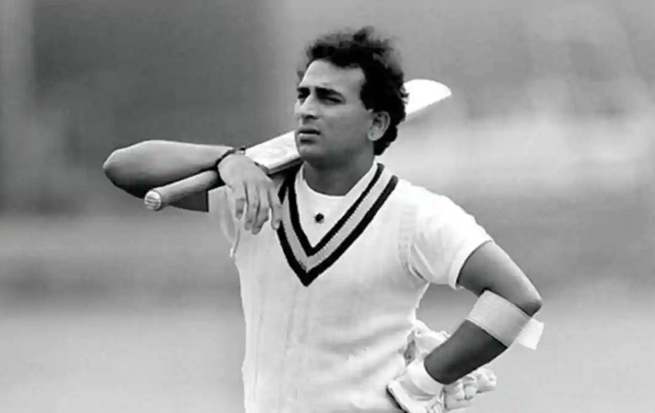When Sunil Gavaskar broke down in Caribbean, said- I dont want to die here, I have to see my son