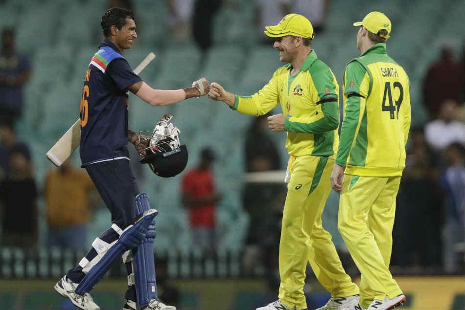 ऑस्ट्रेलिया में दोनों टीमों द्वारा ODI में बनाए गए 4 सबसे बड़े स्कोर