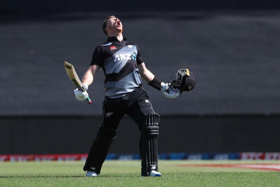 NZ vs WI: फिलिप ने कीवी टीम के लिये जड़ा टी20 क्रिकेट का सबसे तेज शतक, सीरीज जीती न्यूजीलैंड