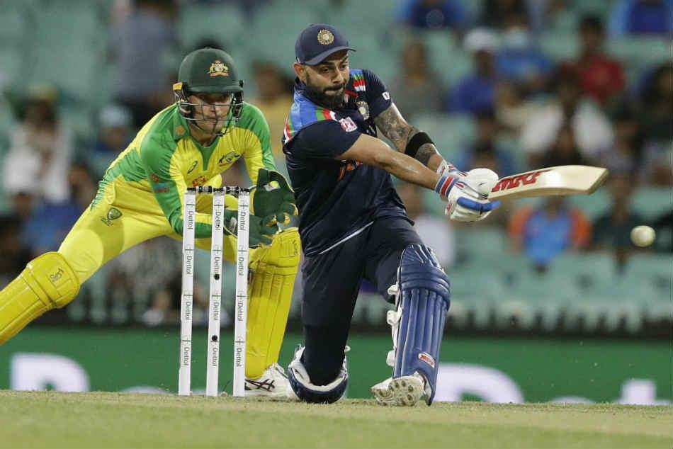 अंतरराष्ट्रीय क्रिकेट में विराट कोहली के नाम दर्ज हुआ बड़ा रिकॉर्ड