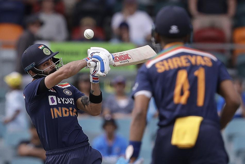 लगातार चौथी बार हेजलवुड ने ODI में कोहली को किया आउट, बनाया नया रिकॉर्ड