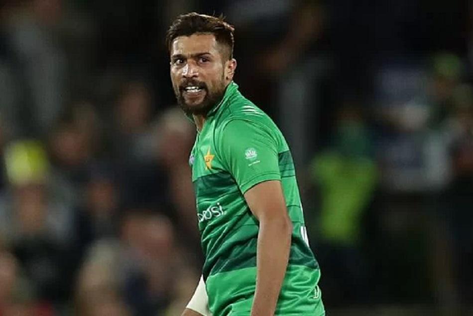 'पाकिस्तान के खिलाड़ी आराम लेने से डरते हैं', मोहम्मद आमिर ने बताई वजह