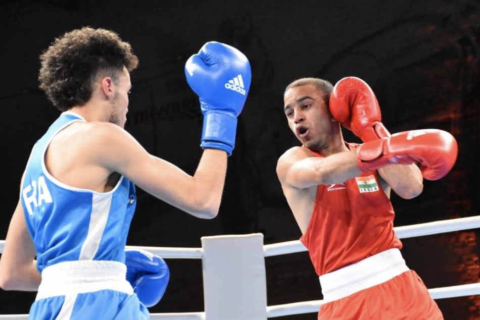 Boxing World Cup Amit Panghal Of Indian Army Won Gold Medal In Cologne Boxing World Cup 2020