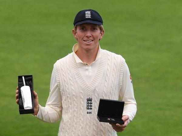 3. जैक क्रॉली (इंग्लैंड) - 580 रन