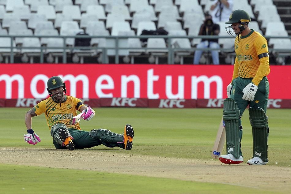 ENG vs SA : इंग्लैंड के खिलाफ ODI सीरीज के लिए डु प्लेसिस को मिला आराम, डी कॉक करेंगे कप्तानी