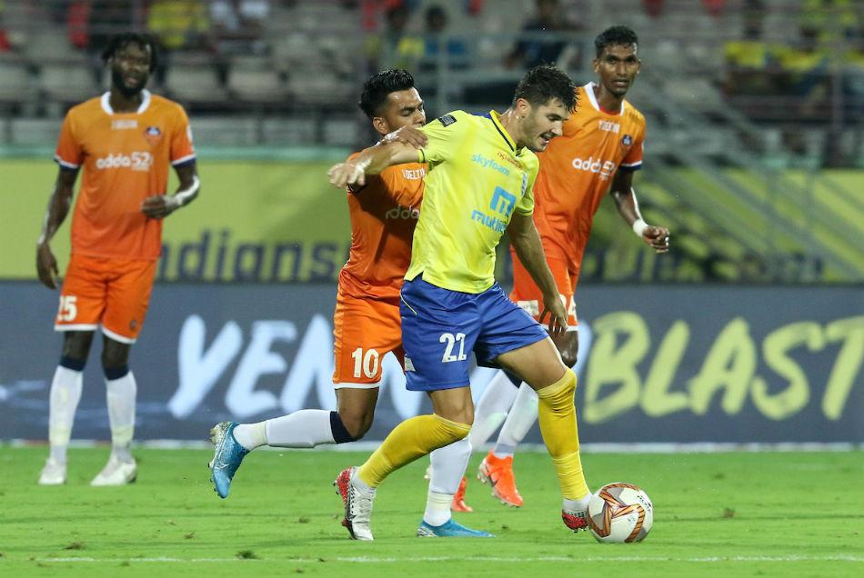 ISL 7: गोवा से भिड़ने को तैयार केरला ब्लास्टर्स, दोनों को पहली जीत की दरकार