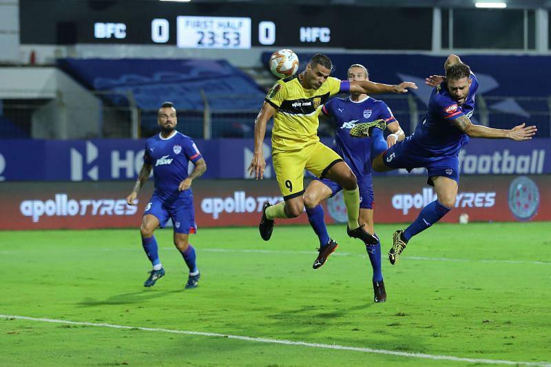ISL 7: स्टीफन ने दूसरी बार जमशेदपुर की हार को टाला, हैदराबाद के खिलाफ खेला ड्रॉ