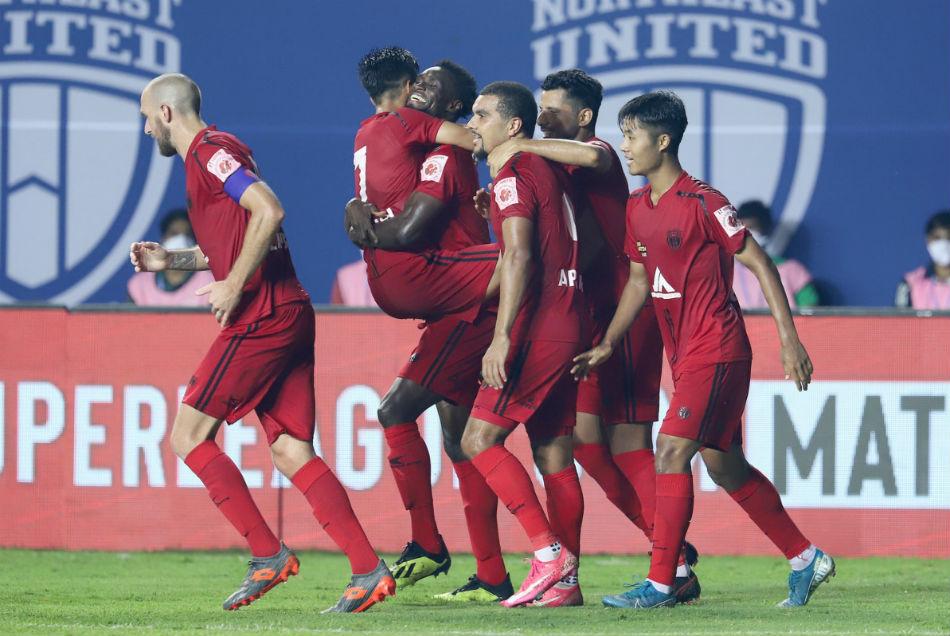 ISL 7: ईस्ट बंगाल को हरा दूसरे नंबर पर पहुंची नॉर्थईस्ट हाइलैंडर्स, 2-0 से जीता मैच