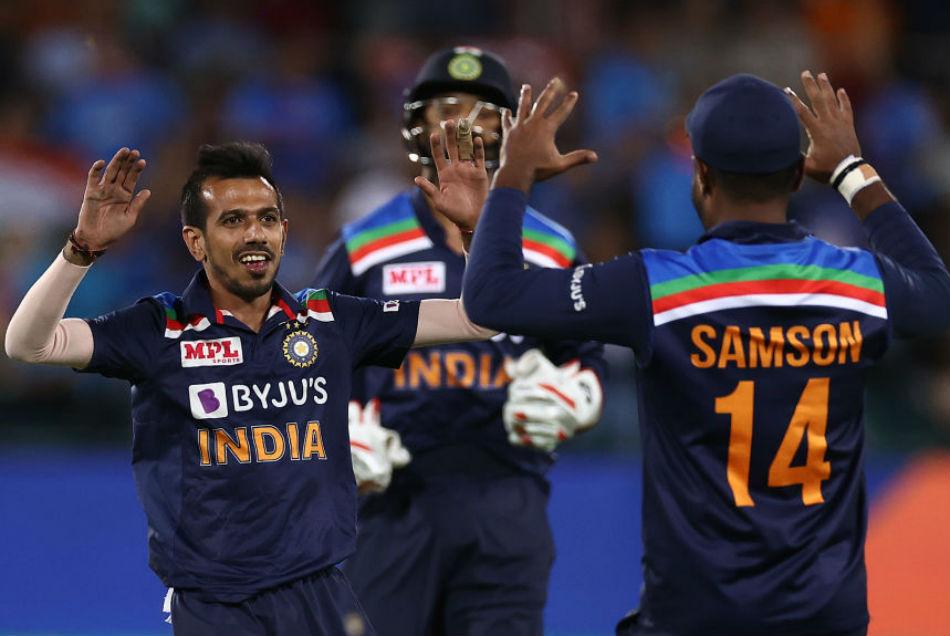 IND vs AUS: युजवेंद्र चहल ने अपने नाम किया अनोखा रिकॉर्ड, ऐसा करने वाले पहले खिलाड़ी बने