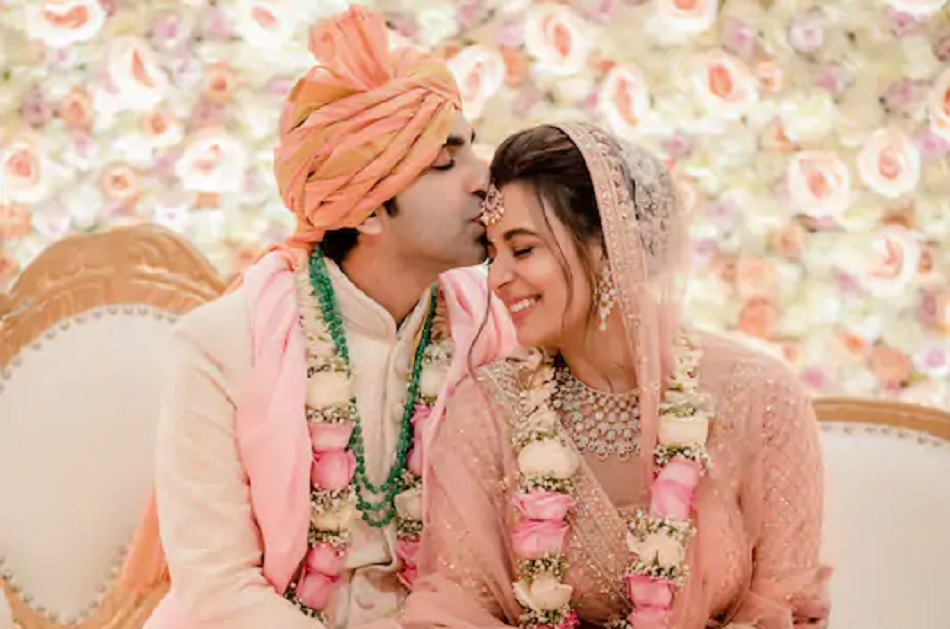 Pankaj Advani tied the knot with celebrity stylist Saniya Shadadpuri- See Pictures