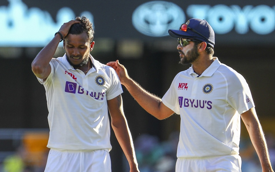 IND vs AUS: T Natarajan another achievement in left arm Indian pacers on test debut