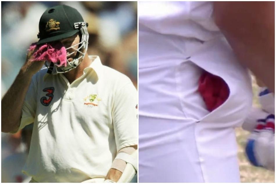 IND vs AUS: शुभमन गिल ने दिलाई स्टीव वॉ की याद, क्या है जेब में रखे लाल रुमाल का राज