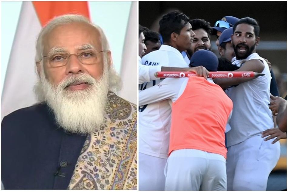 IND vs AUS: इरादे, संकल्प और धैर्य की जीत- भारत की जीत पर PM मोदी ने दी बधाई