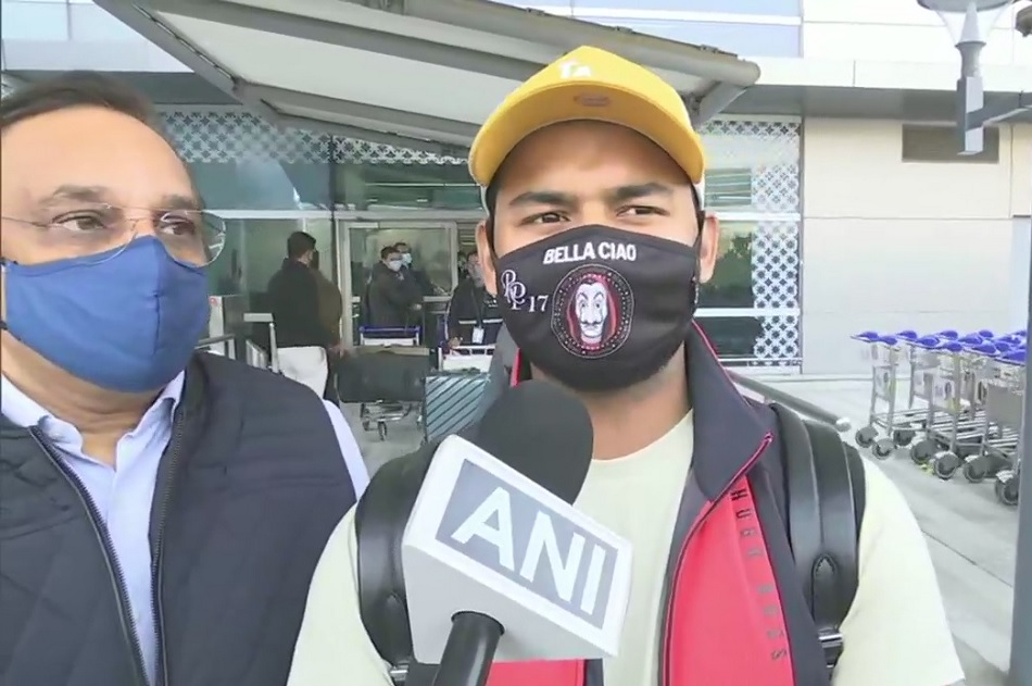 IND vs AUS: Rishabh Pant comeback to India, says he and team is very happy to retain the trophy