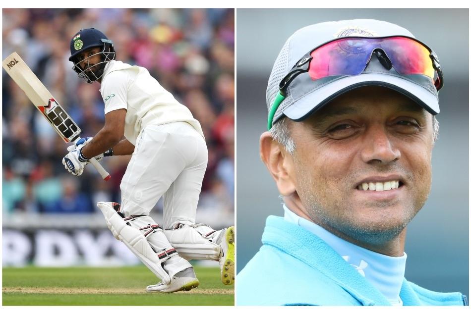 Hanuma Vihari SCG knock: Middle order batsman reveals text from Rahul Dravid after that inning