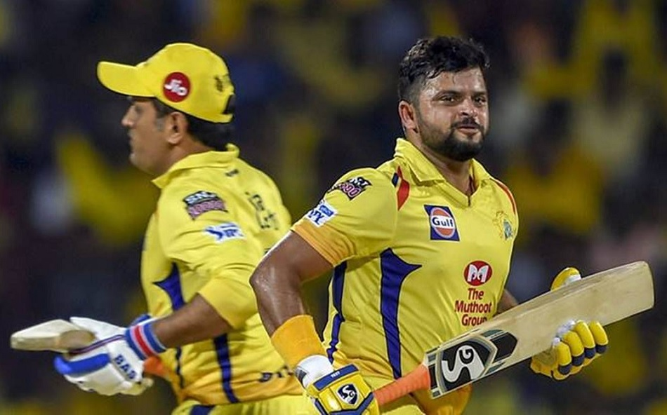 100cr RS earning with IPL contract- Suresh Raina joins Kohli, Rohit and Dhonis club
