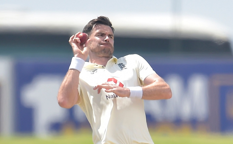 ENG vs SL: James Anderson breaks Glenn MCGrath record, becomes oldest pacer to take 5 wicket haul in Asia