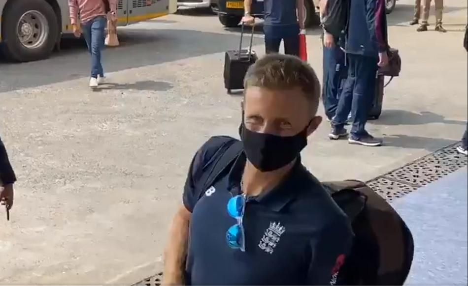 IND vs ENG: सीरीज के पहले मुकाबले के लिए चेन्नई पहुंची पूरी इंग्लिश टीम