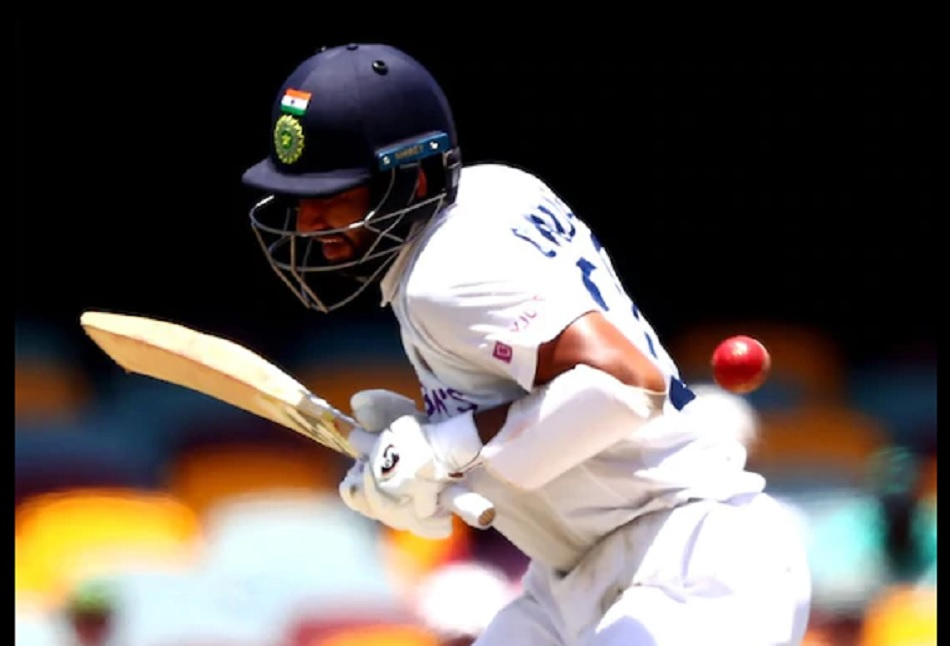 Cheteshwar Pujara reveals he had to grip bat with four fingers in Gabba test final inning