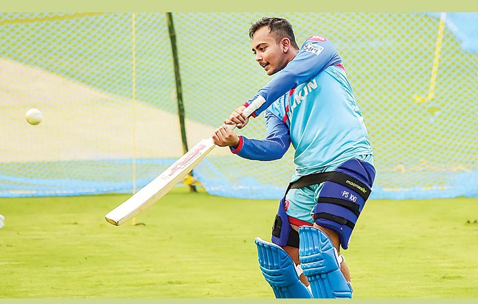Exercise to bring old Prithvi Shaw back as Pravin Amre to work closely with him