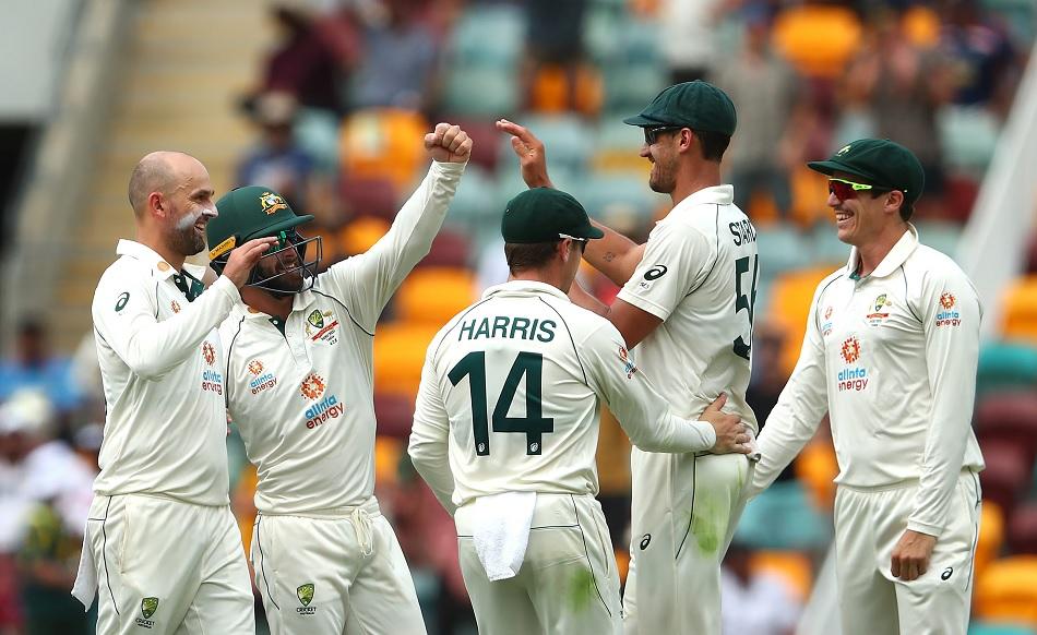 IND vs AUS Stump: बारिश के खलल से पहले भारत ने गंवाए दोनों ओपनर, ऑस्ट्रेलिया 307 रन आगे