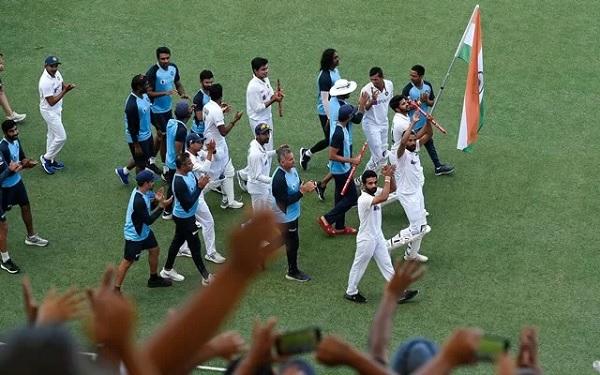 आईसीसी रेकिंग में दूसरे स्थान पर भारत-