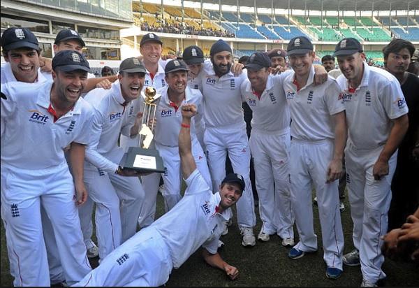 भारत को आखिरी बार इंग्लैंड ने ही दी थी घर पर मात-