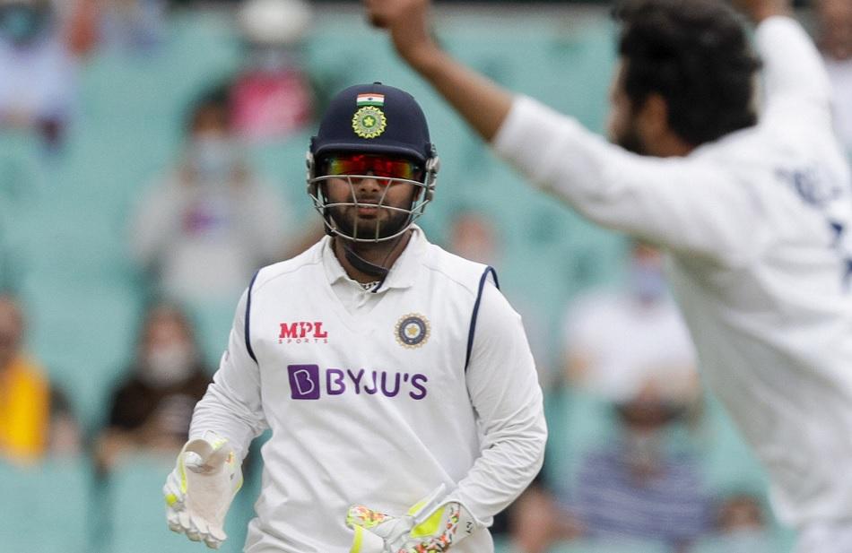 IND vs AUS: Rishabh Pants criticisms intensified, former cricketers backs Wriddhiman Saha